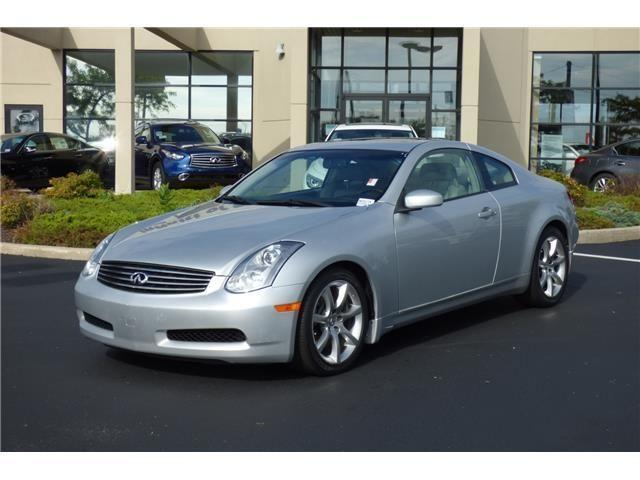 2006 infiniti g35 coupe 2dr car for sale in fort wayne indiana classified. Black Bedroom Furniture Sets. Home Design Ideas