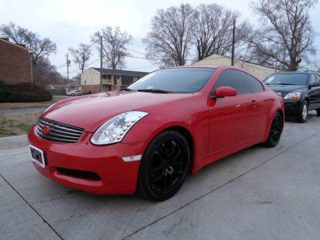 2006 Infiniti G35 Coupe Red Hot Financing Available For Sale