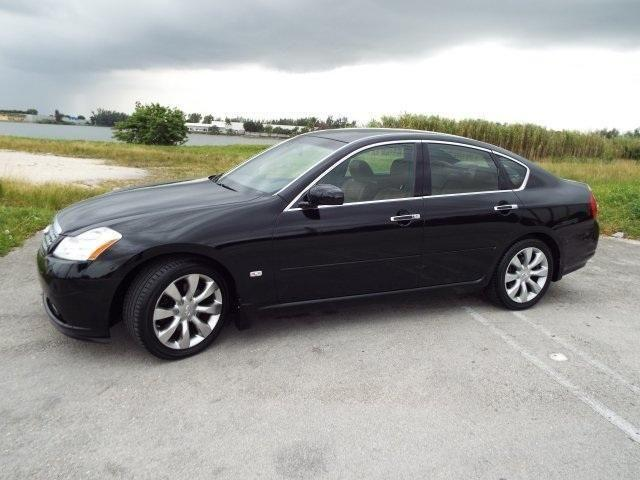 2006 infiniti m35 4d sedan sport for sale in miami. Black Bedroom Furniture Sets. Home Design Ideas