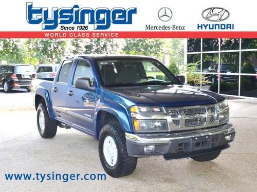 2006 isuzu i 350 4d crew cab ls for sale in hampton Tysinger motor company