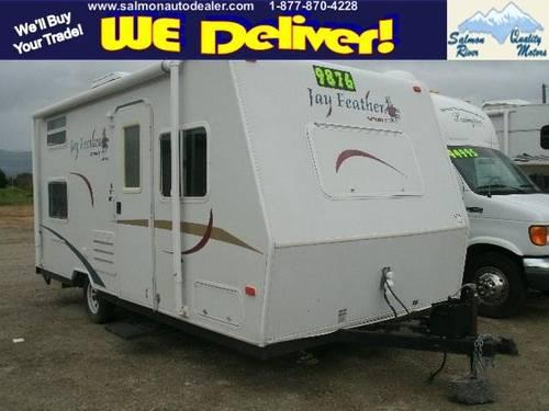 Simple 2009 Jayco Jay Feather SPORT 165 Trailer  Reviews Prices And Specs