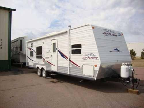 Brilliant Used 2006 Jayco Jay Flight 28RLS Travel Trailer For Sale