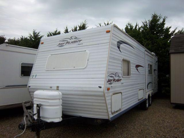 Simple 2003 Jayco Eagle Travel Trailer 5th Wheel For Sale In Benbrook TX  5miles