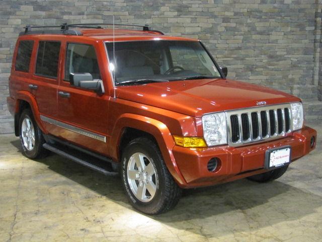 2006 Jeep Commander For Sale In Mattoon Illinois