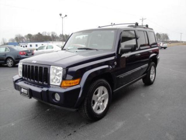 2006 jeep commander for sale in laurel delaware classified. Black Bedroom Furniture Sets. Home Design Ideas