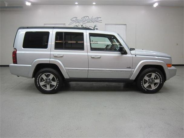 2006 jeep commander for sale in sioux falls south dakota classified. Black Bedroom Furniture Sets. Home Design Ideas