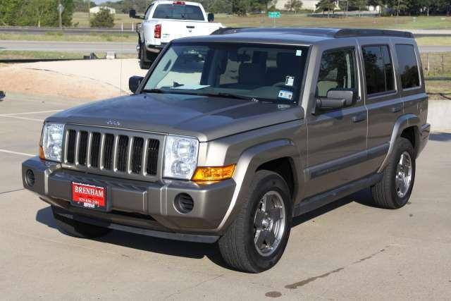 2006 jeep commander base for sale in brenham texas classified. Black Bedroom Furniture Sets. Home Design Ideas