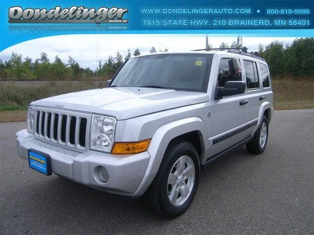 2006 jeep commander base for sale in brainerd minnesota classified. Black Bedroom Furniture Sets. Home Design Ideas