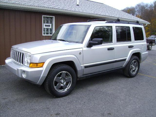 2006 Jeep Commander Base For Sale In Portage Pennsylvania