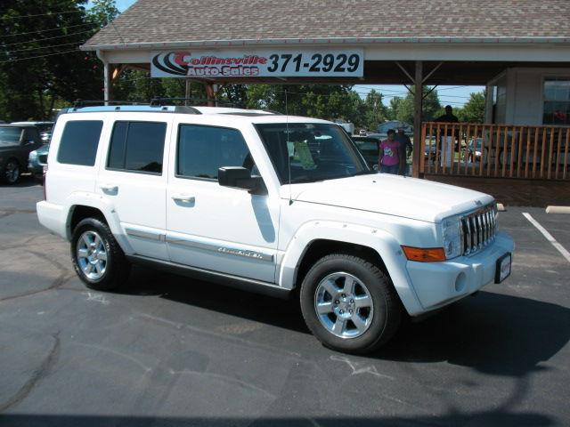 2006 jeep commander limited for sale in collinsville oklahoma classified. Black Bedroom Furniture Sets. Home Design Ideas