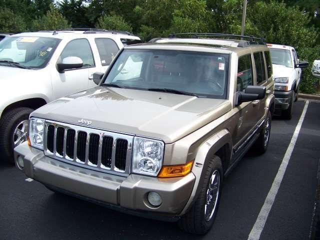 2006 jeep commander limited for sale in albertville alabama. Black Bedroom Furniture Sets. Home Design Ideas