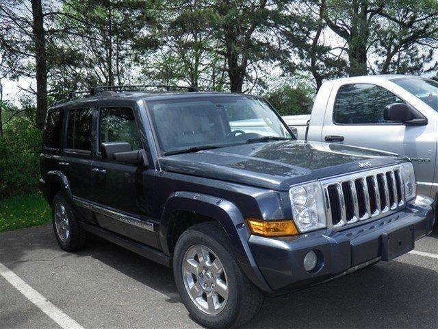 2006 jeep commander limited for sale in bethlehem ohio classified. Black Bedroom Furniture Sets. Home Design Ideas