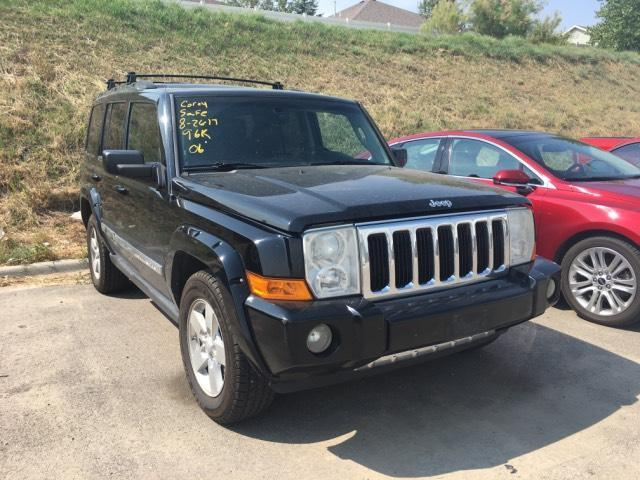2006 Jeep Commander Limited Limited 4dr SUV 4WD