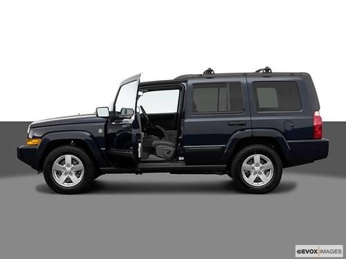 2006 jeep commander suv 4dr 4wd 4x4 suv for sale in madison wisconsin classified. Black Bedroom Furniture Sets. Home Design Ideas