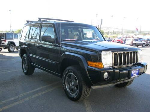 2006 jeep commander suv for sale in spokane washington. Black Bedroom Furniture Sets. Home Design Ideas