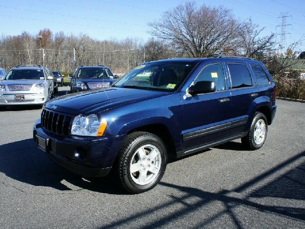 2006 jeep grand cherokee 4dr laredo 4wd for sale in cedar knolls new. Cars Review. Best American Auto & Cars Review