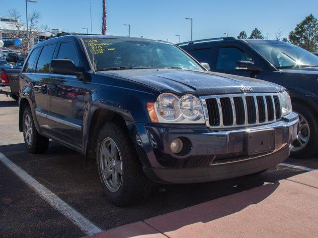 2006 Jeep Grand Cherokee Limited Limited 4dr SUV 4WD w/