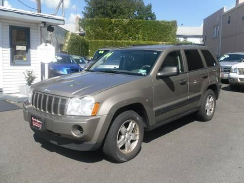2006 jeep grand cherokee suv laredo for sale in saddle brook new. Cars Review. Best American Auto & Cars Review