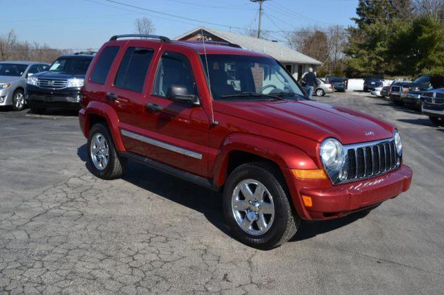 2006 jeep liberty limited 4wd for sale in mount sterling kentucky classified. Black Bedroom Furniture Sets. Home Design Ideas