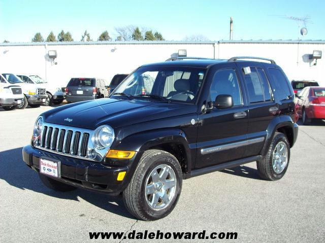 2006 jeep liberty limited for sale in iowa falls iowa classified. Black Bedroom Furniture Sets. Home Design Ideas