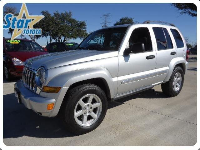 2006 jeep liberty limited for sale in league city texas classified. Black Bedroom Furniture Sets. Home Design Ideas