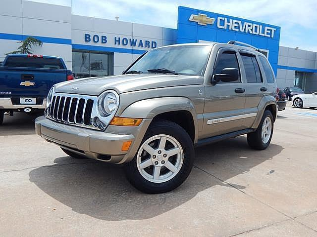 2006 jeep liberty limited limited 4dr suv 4wd for sale in oklahoma city oklahoma classified. Black Bedroom Furniture Sets. Home Design Ideas
