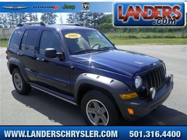 2006 jeep liberty renegade for sale in benton arkansas classified. Black Bedroom Furniture Sets. Home Design Ideas