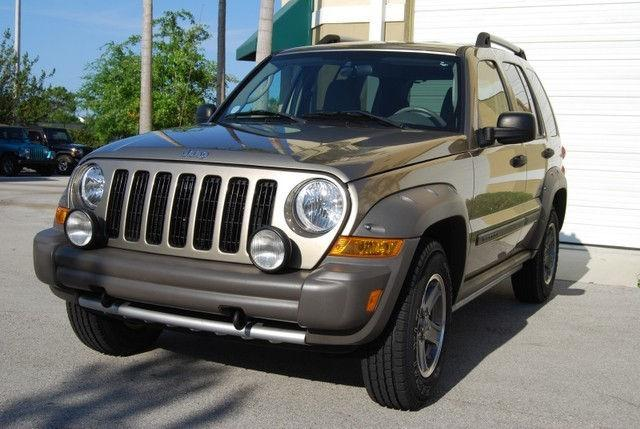 2006 jeep liberty renegade for sale in jupiter florida classified. Black Bedroom Furniture Sets. Home Design Ideas