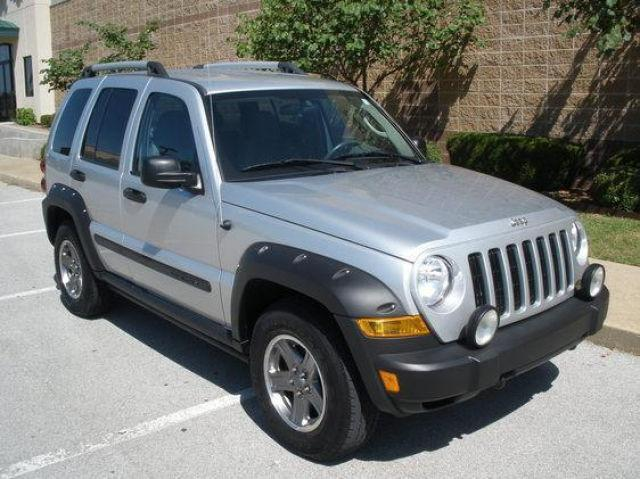 2006 Jeep Liberty Renegade For Sale In Springdale