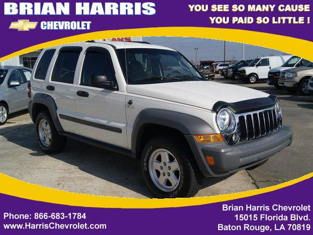 2006 jeep liberty sport for sale in baton rouge louisiana classified. Black Bedroom Furniture Sets. Home Design Ideas