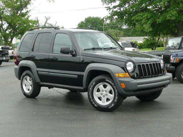 2006 jeep liberty sport for sale in russellville kentucky classified. Black Bedroom Furniture Sets. Home Design Ideas