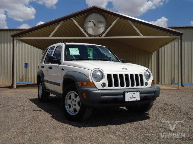 2006 jeep liberty sport for sale in vernon texas classified. Black Bedroom Furniture Sets. Home Design Ideas