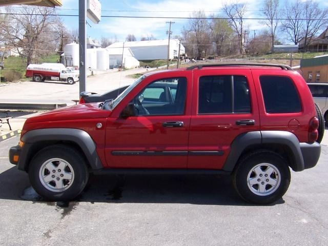 2006 jeep liberty sport for sale in mound city missouri classified. Black Bedroom Furniture Sets. Home Design Ideas