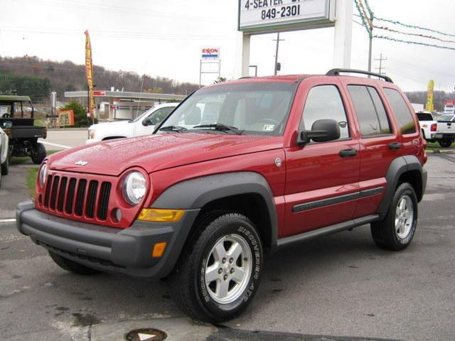 2006 jeep liberty sport for sale in new bethlehem pennsylvania classified. Black Bedroom Furniture Sets. Home Design Ideas