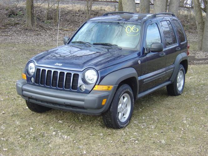 2006 Jeep Liberty Sport Frankfort, IN For Sale In