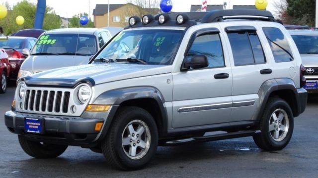2006 jeep liberty sport utility for sale in cornelius oregon classified. Black Bedroom Furniture Sets. Home Design Ideas