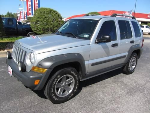 2006 jeep liberty sport utility renegade for sale in saint louis texas classified. Black Bedroom Furniture Sets. Home Design Ideas