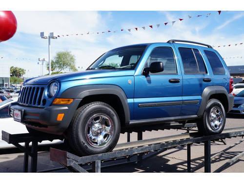 2006 jeep liberty suv sport for sale in phoenix arizona classified. Black Bedroom Furniture Sets. Home Design Ideas