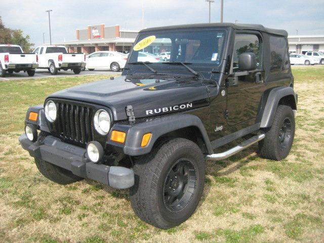 2006 jeep wrangler rubicon for sale in springdale arkansas classified. Black Bedroom Furniture Sets. Home Design Ideas