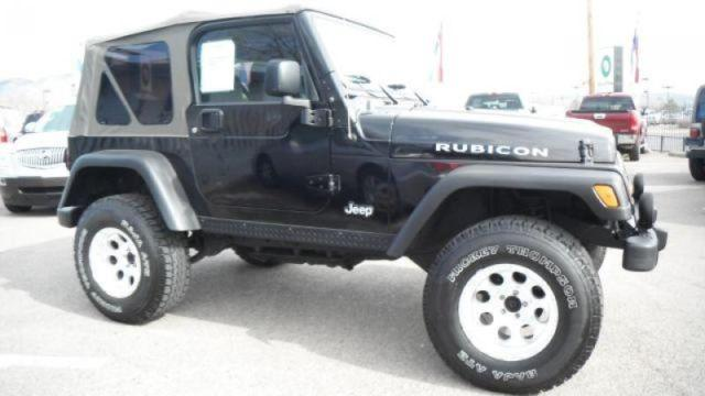 2006 jeep wrangler rubicon for sale in albuquerque new mexico classified. Black Bedroom Furniture Sets. Home Design Ideas