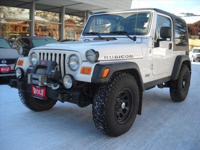 2006 jeep wrangler rubicon for sale in jackson wyoming classified. Black Bedroom Furniture Sets. Home Design Ideas