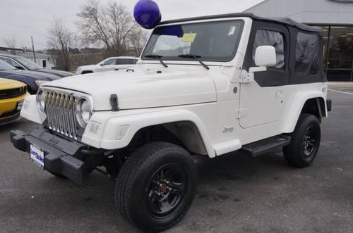 2006 jeep wrangler sport utility x for sale in carrollton maryland classified. Black Bedroom Furniture Sets. Home Design Ideas