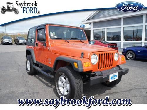 2006 jeep wrangler suv 4x4 x for sale in fenwick connecticut classified. Black Bedroom Furniture Sets. Home Design Ideas