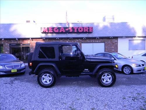 2006 jeep wrangler suv x for sale in plaistow new hampshire classified. Black Bedroom Furniture Sets. Home Design Ideas
