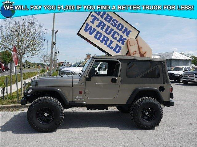 2006 jeep wrangler unlimited lwb 4 inch lifted for sale in sanford florida classified. Black Bedroom Furniture Sets. Home Design Ideas