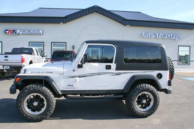 2006 jeep wrangler unlimited rubicon for sale in miles. Black Bedroom Furniture Sets. Home Design Ideas