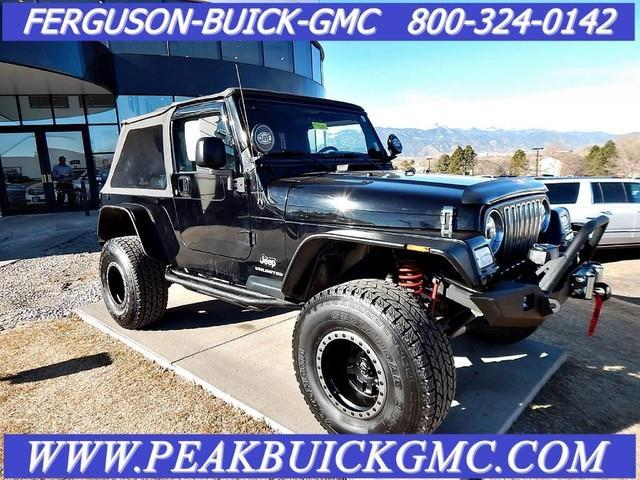 2006 Jeep Wrangler Unlimited Unlimited 2dr SUV 4WD