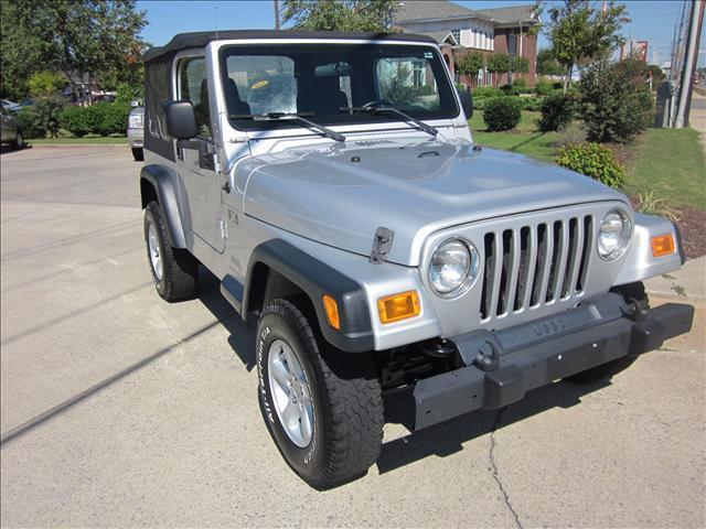 2006 jeep wrangler x for sale in smithfield north carolina classified. Black Bedroom Furniture Sets. Home Design Ideas