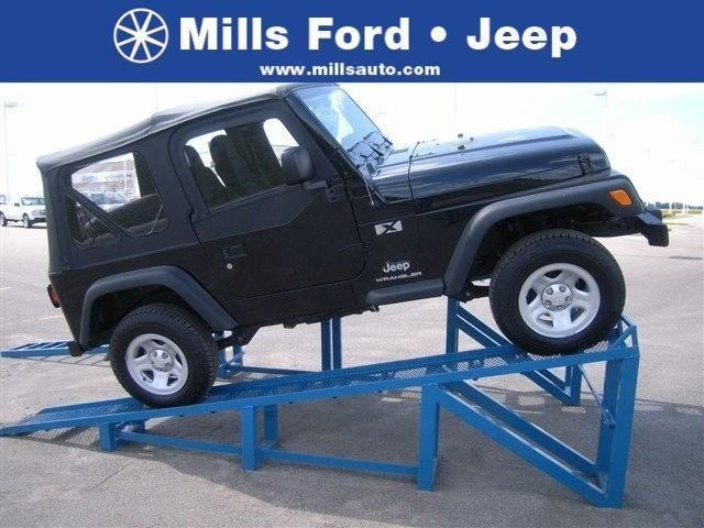 2006 jeep wrangler x for sale in willmar minnesota classified. Black Bedroom Furniture Sets. Home Design Ideas