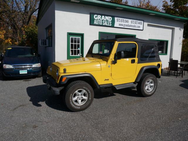 2006 jeep wrangler x kenvil nj for sale in kenvil new jersey classified